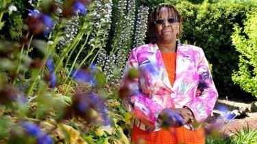 Defector: Zimbabwe's former ambassador to Australia Jacqueline Zwambila.