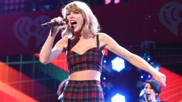 Taylor Swift is out of Triple J's Hottest 100.