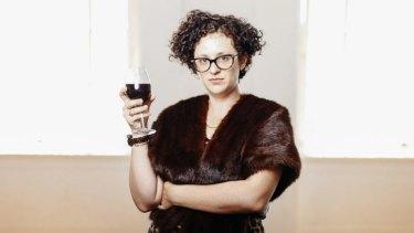"Playwright Jessica Bellamy, creator of ""Shabbat Dinner""."