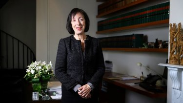 Chief Justice of the Supreme Court Marilyn Warren has embraced social media as a means of reaching out to the wider community.
