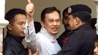 It's time: Dr Anwar Ibrahim believes an election ''will be the end of BN''.