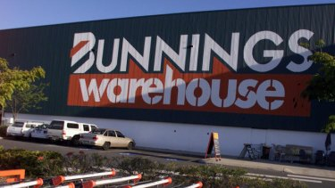 Bunnings ups the pace in Victoria