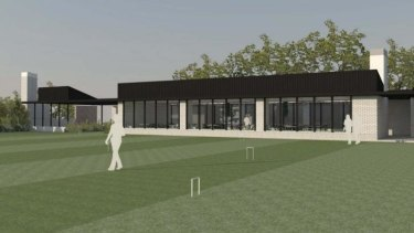 CBIC's East Brisbane development will include a redeveloped croquet club.