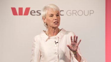 Leading the pack: Last year's remuneration puts Gail Kelly on top of the pay ladder.
