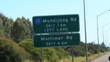 Mundijong? Really? Eva and Debra promised to manage their time better but then set out on the highway to get the ingredients.
