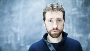 Musical master of texture Colm Mac Con Iomaire.
