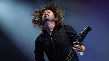 Writer Paul Brannigan delves into the life of Foo Fighters frontman Dave Grohl in <i>This Is a Call</i>.