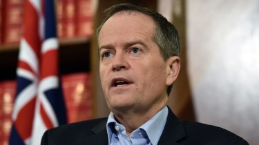 Bill Shorten has previously backed giving party members a say in Senate preselections.
