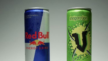 Should they be banned? ... energy drinks.