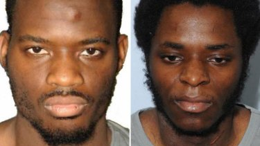 Michael Adebolajo (left) and Michael Adebowale (right) who were found guilty of the murder of British soldier Lee Rigby.