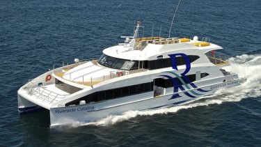 Ferry operator Riverside Marine will run services to Station Pier.