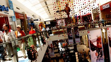 Hopes for a robust Christmas wane as shoppers spend more on pampering.