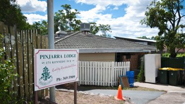 Pinjarra Lodge, the facility where disabled patient Leon Streader died.