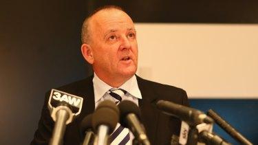 Southern Cross Austereo CEO Rhys Holleran.