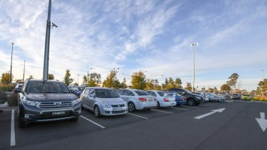 Deputy lord mayor James Limnios Limnios said he hoped a motion for free weekend parking would work to attract shoppers.