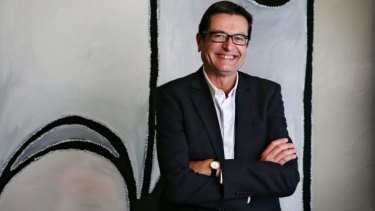 Greg Combet, who Julia Gillard asked to contest the ALP leadership in June 2013.