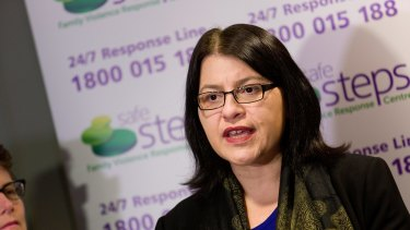 Families Minister Jenny Mikakos hopes to transform the residential care system
