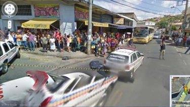 Another body in Belo Horizonte.