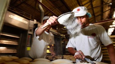 Smaller bakeries rise as famous names feel the squeeze