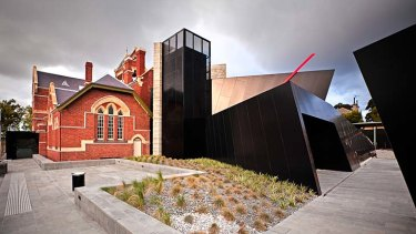 Functional form: the former state school has undergone a transformation that would make the original architect proud.