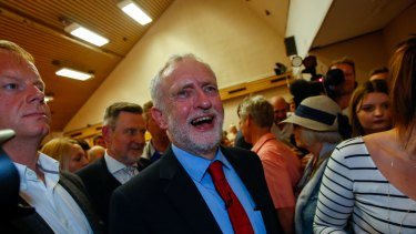 Jeremy Corbyn has narrowed the gap between Labour and the leading Conservatives.
