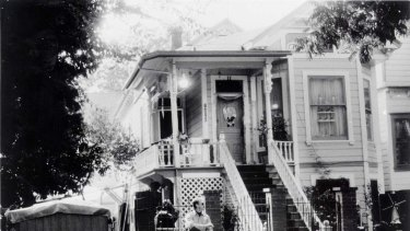 The boarding house where  Dorothea Puente tried to cover the stench of dead bodies with air freshener.