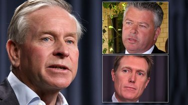 Premier Colin Barnett opens up about the reason he has not retired yet.