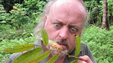 Acclaimed British comedian, musician and actor Bill Bailey.