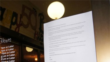 Probe on death cap restaurant concerns