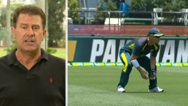 Mark 'Tubby' Taylor warns Pakistan of David Warner factor ahead of the first Test in Brisbane.
