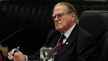 The Reverend Fred Nile will likely hold the balance of power in NSW upper house.