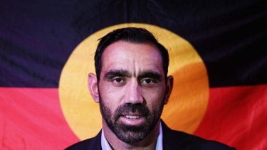 Adam Goodes has again been racially abused.