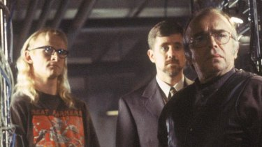 The Lone Gunmen fell victim to a deadly virus... or did they?