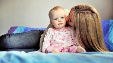 Gail Pascoe and daughter Lara.