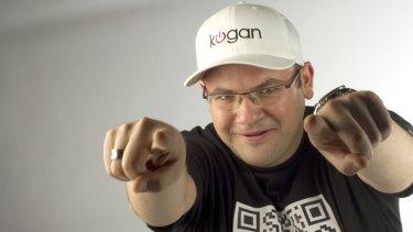 Too optimistic? ... Ruslan Kogan.