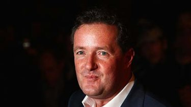Piers Morgan ... knows the power of a salacious quote.