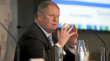 Melbourne Lord Mayor Robert Doyle wants to fast-track Wi-Fi for the city centre.