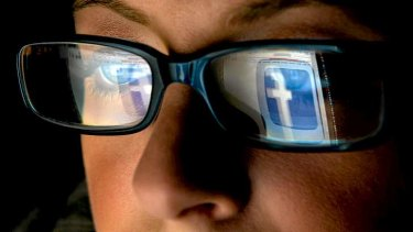 Facebook links with data, such as from supermarket loyalty programs, to customise ads.