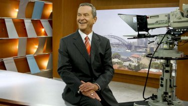 Former Seven newsreader Ian Ross has died after a long struggle with cancer.