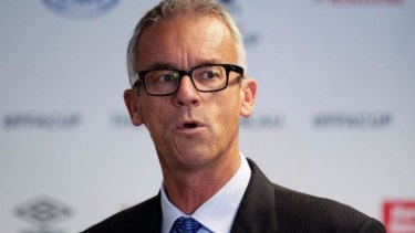 "David Gallop says he wants clubs that ""stand for uniting people through the joy of football""."