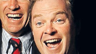 Christopher Pyne ... made no complaint to the ABC.