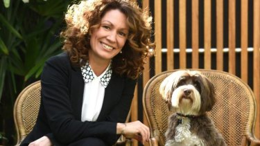 """While Kitty Flanagan no longer worries about offending people, she would like to start her own """"really feeble revolution""""."""