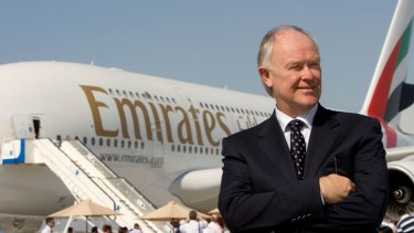 Emirates president Tim Clark has cautioned against rushing into action in the wake of the disappearance of Malaysia Airlines MH370.