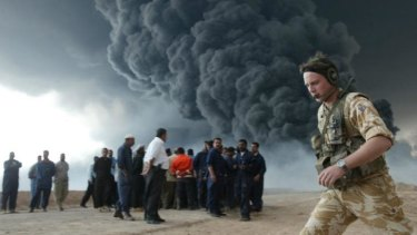 Foreign Minister Julie Bishop has defended the 2003 invasion of Iraq despite recent violence.