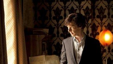 Benedict Cumberbatch brings cool to Conan Doyle in <i>Sherlock</i>.