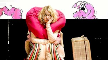 Melita Rowston's <i>Hey! Yeah! It's Molly's Travelling Worm Show!</i>.