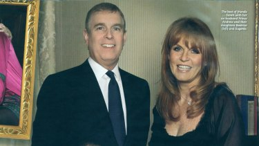 Scandal Never Far From Prince Andrew And His Former Wife Sarah