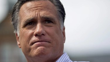 Mitt Romney ... had hoped to turn his focus to the economy.