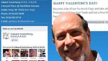 Edward Zuckerberg: Father of Facebook?