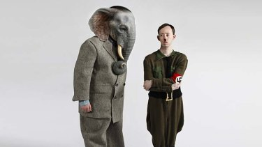 Back to Back Theatre's play <i>Lord Ganesh Versus the Third Reich</i> has come under fire from those who have not even seen it.